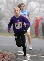 Coker Orthodontics Youth Mile Run