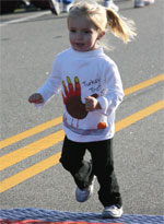 Tidewater Striders Turkey Trot