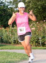 Memorial 5k - Last Race of the Tidewater Striders Summer Series